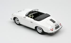 Porsche 356 Speedster White 1954 1/18 Norev