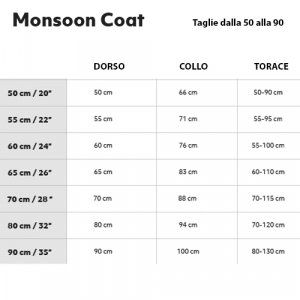HURTTA GIACCA MONSOON