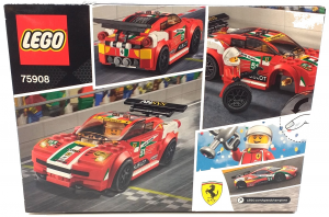 Lego Ferrari 458 Italia GT2