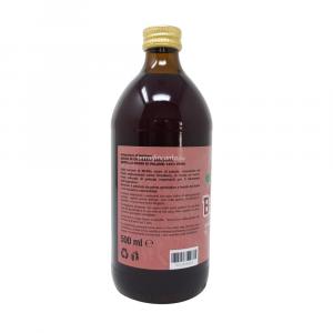 SUCCO PURO DI CRANBERRY 500 ml  SANGALLI BERRYSAN