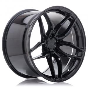 Cerchi in lega  CONCAVER  CVR3  20''  Width 9,5   PCD Custom  ET Custom  CB 72,6    Platinum Black
