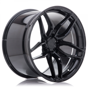 Cerchi in lega  CONCAVER  CVR3  22''  Width 9   PCD Custom  ET Custom  CB 74,1    Platinum Black