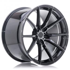 Cerchi in lega  CONCAVER  CVR4  22''  Width 9,5   PCD Custom  ET Custom  CB 74,1    Double Tinted Black