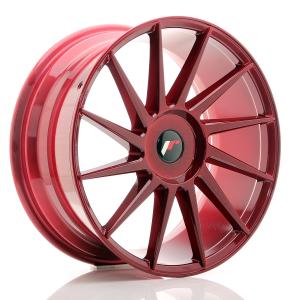 Cerchi in lega  JAPAN RACING  JR22  19''  Width 8,5   PCD Custom  ET ET Custom  CB 74,1    Red