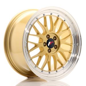 Cerchi in lega  JAPAN RACING  JR23  18''  Width 8,5   5x112  ET 45  CB 74,1    Gold