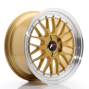 Cerchi in lega  JAPAN RACING  JR23  18''  Width 8,5   PCD Custom  ET ET Custom  CB 74,1    Gold