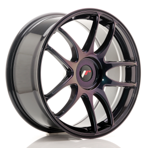 Cerchi in lega  JAPAN RACING  JR29  19''  Width 8,5   PCD Custom  ET ET Custom  CB 74,1    Purple
