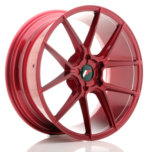 Cerchi in lega  JAPAN RACING  JR30  20''  Width 8,5   PCD Custom  ET ET Custom  CB 74,1    Red