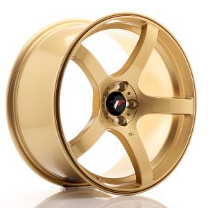 Cerchi in lega  JAPAN RACING  JR32  18''  Width 8,5   5x100  ET 38  CB 67,1    Gold
