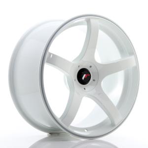 Cerchi in lega  JAPAN RACING  JR32  18''  Width 8,5   PCD Custom  ET ET Custom  CB 72,6    White