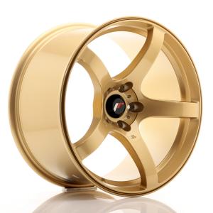 Cerchi in lega  JAPAN RACING  JR32  18''  Width 9,5   5x114,3  ET 18  CB 74,1    Gold