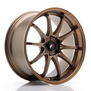 Cerchi in lega  JAPAN RACING  JR5  19''  Width 9,5   PCD Custom  ET ET Custom  CB 74,1    Bronze