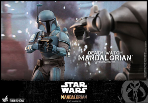 *PREORDER* Star Wars The Mandalorian Action Figure: DEATH WATCH MANDALORIAN by Hot Toys