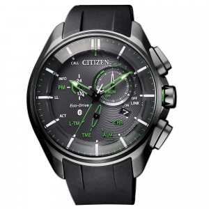 Citizen Bluetooth Watch Super Titanio