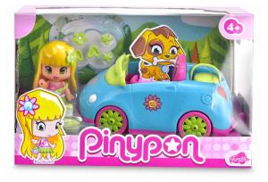 PINYPON CAR MOTO W/SIDECAR 10682 FAMOSA