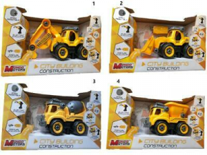 AUTO R/C CITY BUILDING CONSTRUCTION 63625 MONDO S.P.A.
