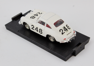 Porsche 356 Coupe Mille Miglia 1952 1/43 100% Made In Italy By Brumm