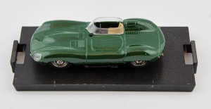Jaguar D Type Hp 260 1954-1960 Oro Edition 1/43 100% Made In Italy