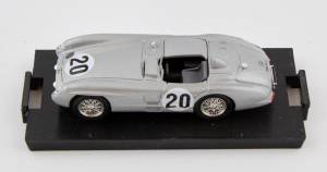 Mercedes 300 Srl Levegh Fich Le Mans 1955 1/43 100% Made In Italy