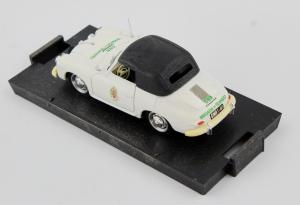 Porsche 35 Polizia 1952 Portogallo 1/43 100% Made In Italy