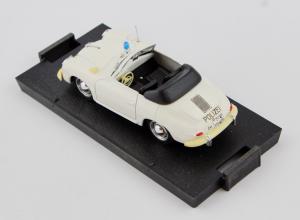 Porsche 356 Polizia 1952 Svizzera 1/43 100% Made In Italy By Brumm
