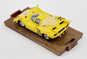 Ferrari 512 S Hp 550 1970 Scuderia Francorchamps 1/43 100% Made In Italy