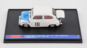 Fiat Abarth 850Tc 6° 850 Cc Class F. Franzoni X Coppa L. Carri Monza 1965 1/43