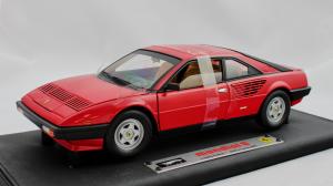 Ferrari Mondial 8 Red Super Elite 1/18