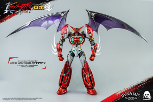 *PREORDER* Getter Robot The Last Day: ROBO-DOU SHIN GETTER 1 ver. ANIME METALLIC by ThreeZero