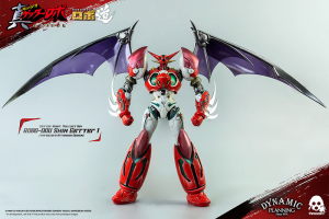 *PREORDER* Getter Robot The Last Day: ROBO-DOU SHIN GETTER 1 ver. ANIME COLOR by ThreeZero