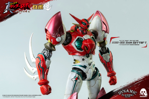 *PREORDER* Getter Robot The Last Day: ROBO-DOU SHIN GETTER 1 ver. ANIME COLOR by ThreeZero