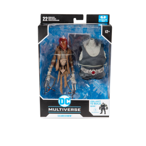 DC Multiverse - Last Knight on Earth: SCARECROW by McFarlane Toys