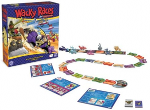 Gioco di società: Wacky Races by Asmodee