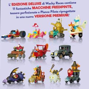 Gioco di società: Wacky Races Edizione Deluxe by Asmodee