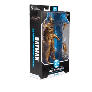 DC Miltiverse: Arkham Knight - BATMAN by McFarlane Toys