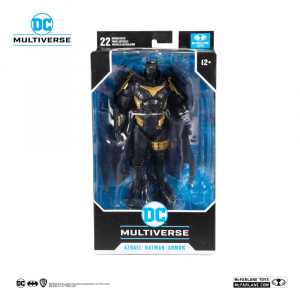 DC Multiverse: WHITE KNIGHT AZBAT by McFarlane Toys