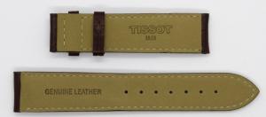 Cinturino Cuoio Marrone Tissot T6004671918