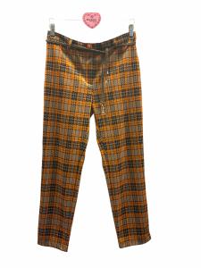 Pantalone tartan