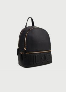 M Backpack logo LIU JO