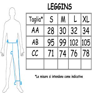Leggins, Dell'Agoghè