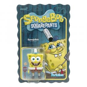 *PREORDER* SpongeBob SquarePants ReAction Action Figure: SPONGEBOB by Super7