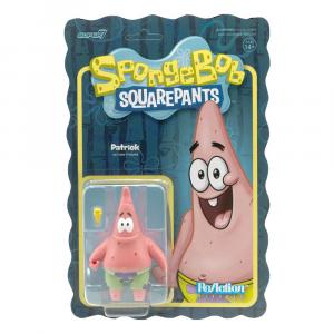 SpongeBob SquarePants ReAction Action Figure: PATRICK by Super7