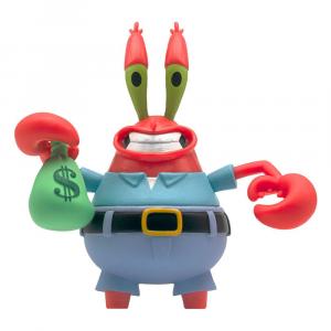 *PREORDER* SpongeBob SquarePants ReAction Action Figure: MR KRAB by Super7