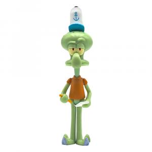 *PREORDER* SpongeBob SquarePants ReAction Action Figure: SQUIDWARD by Super7