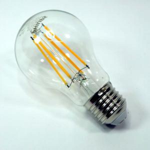 Lampada goccia led trasparente e27 7w Philips