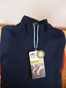 MAGLIA / MICOFLEECE SOFT / ZIP MEZZO COLLO