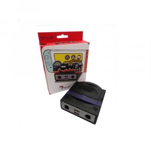 POWER BAY - DOCK per Nintendo Switch - compatibile con controller GAMECUBE
