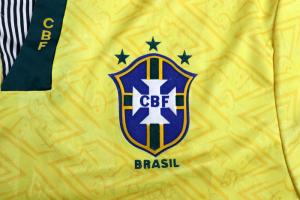 1991-93 Brasile Maglia Home XL (Top)