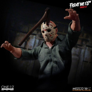 *PREORDER* Friday the 13th - Part III Action Figure: JASON VOORHEES by Mezco Toys