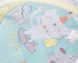 Kikka Boo - Playmat Pyjama Party
